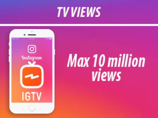 Instagram | Min 50 Max 10m – TV Views